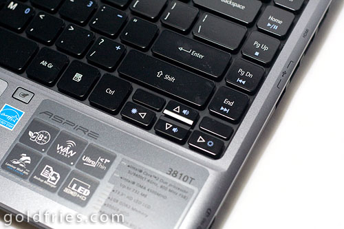 Acer Aspire Timeline 3810T Notebook Review