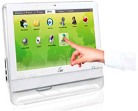ASUS EeeTop PC ET1602 (All-In-One) Desktop Review