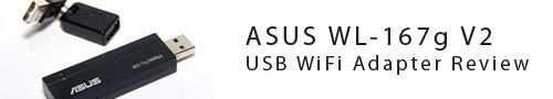 ASUS Wifi USB Review
