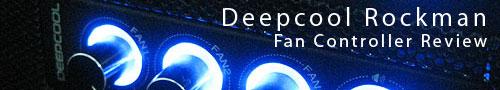 Deepcool Rockman Fan Controller Review