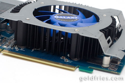 Galaxy Geforce GT240 512MB GDDR5 Graphic Card Review
