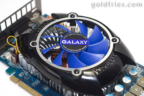 Galaxy Geforce GTS 250 512MB GDDR3 Graphic Card Review