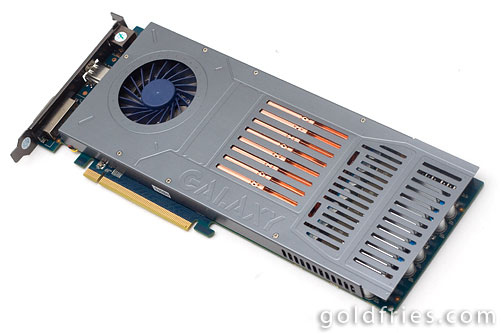 Galaxy Geforce GTX260+ Razor Edition 896MB GDDR3 Graphic Card Review