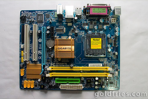Gigabyte G31M-ES2L Motherboard Review