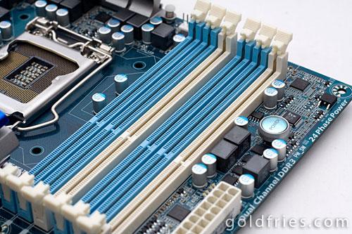 Gigabyte GA-P55-UD6 Motherboard Review