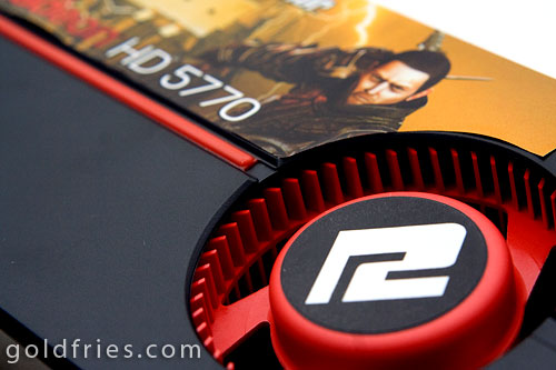 PowerColor Radeon HD5770 1GB GDDR5 Graphic Card Review