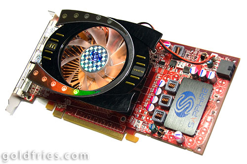 Sapphire Radeon HD4770 Graphic Card Review