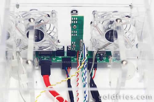 Sunbeamtech Acrylic Mini-ITX Casing Review
