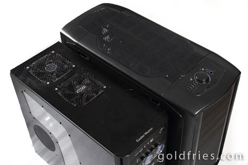 Corsair Graphite Series 600T Casing Review