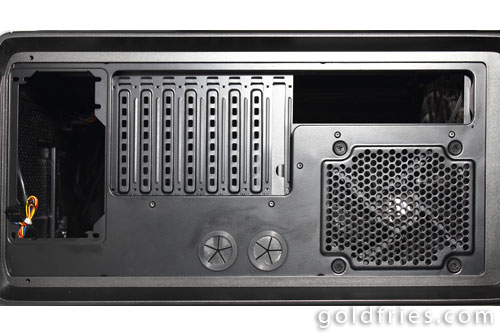 Corsair Graphite Series 600T Casing Review