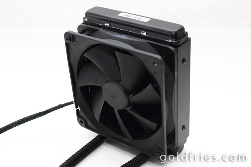 Corsair Hydro Series H50 CPU Cooler Review