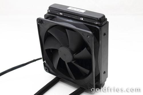 Corsair Hydro Series H50 CPU Cooler Review