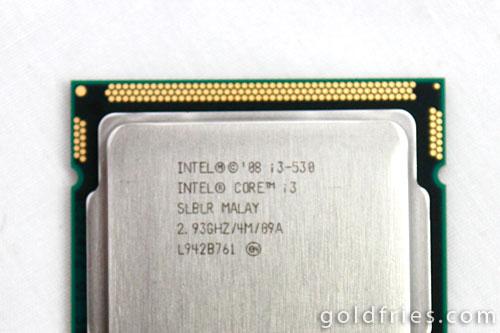 My Intel Core i5-750 Experience