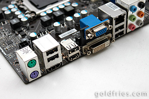 MSI H55M-E33 Motherboard Review