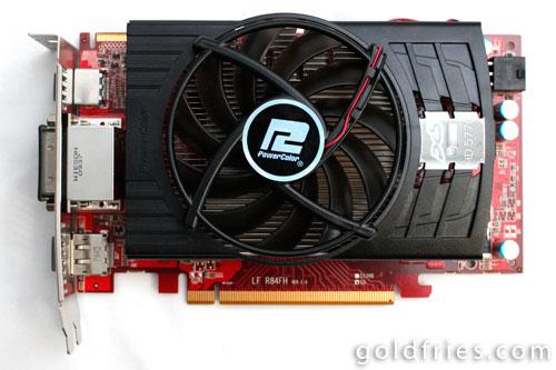 PowerColor Radeon HD5770 1GB GDDR5 PCS Version Graphic Card Review