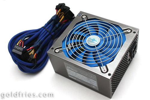 Vantec Ion2 520w Power Supply Review