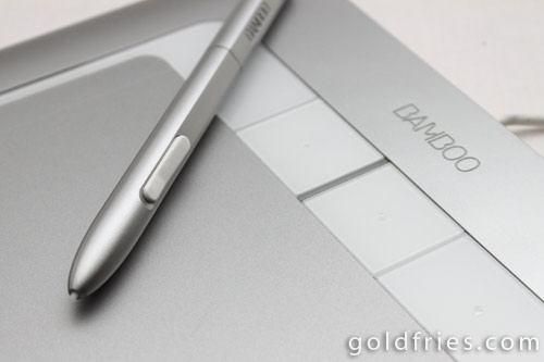 Wacom Bamboo Fun Pen and Touch Review