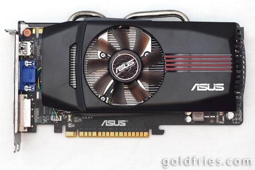ASUS GTX 550 Ti DirectCU TOP Graphics Card Review