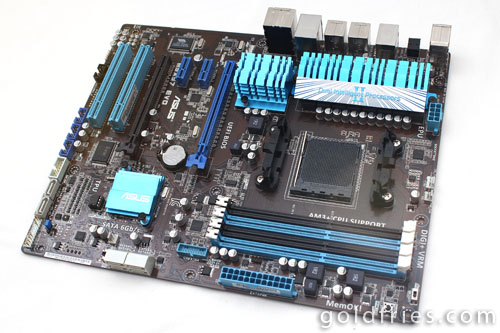 Asus M5A97 EVO Motherboard Review