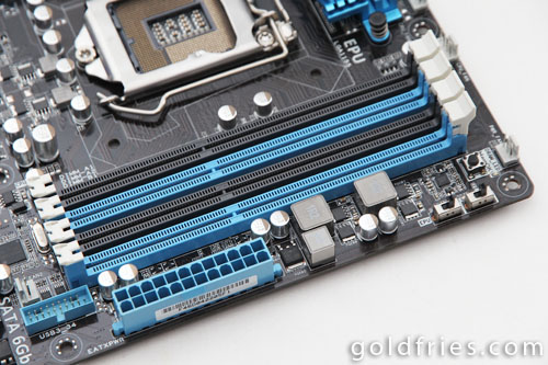 Asus P8Z68-V PRO Motherboard Review