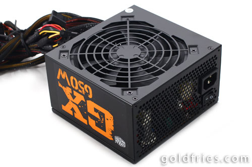 Cooler Master GX 650W Power Supply Review
