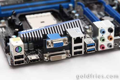 MSI A75MA-G55 (FM1) Motherboard Review