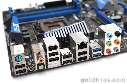 MSI P67A-GD55 Motherboard Review