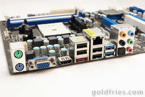 Asrock A55 Pro3 Motherboard Review