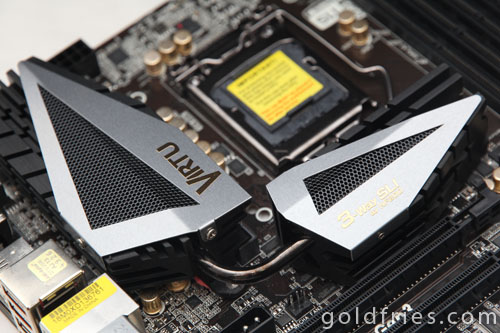 Asrock Z68 Extreme7 Gen3 Motherboard Review