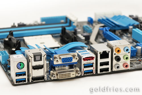 Asus F1A75-V Pro Motherboard Review