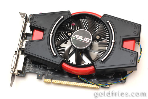 Asus Radeon HD 7750 (HD7750-1GD5) Graphic Card Review