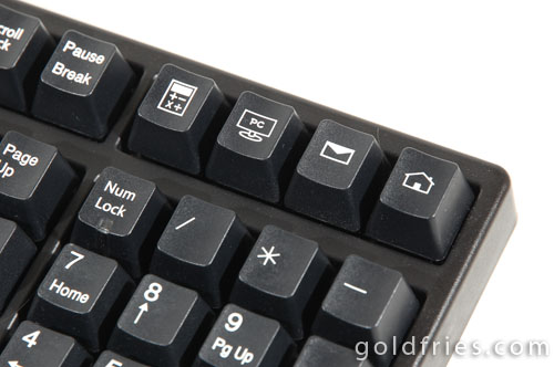 Ducky DK9008G2 Cherry MX Brown Keyboard
