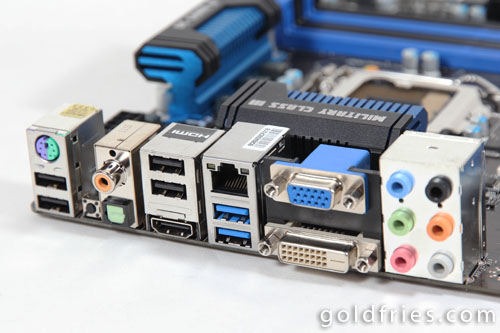 MSI Z77A-G45 Motherboard Review
