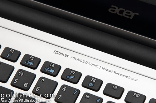 Acer Aspire V5 Ultrabook Review