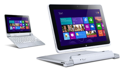 Acer Iconia Tab W510 Windows 8 Hybrid Tablet Review 1