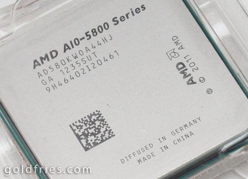 AMD A10-5800K Trinity Desktop Processor (APU) Review