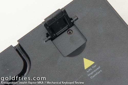 Armaggeddon Stealth Raptor MKA-7 Mechanical Keyboard Review