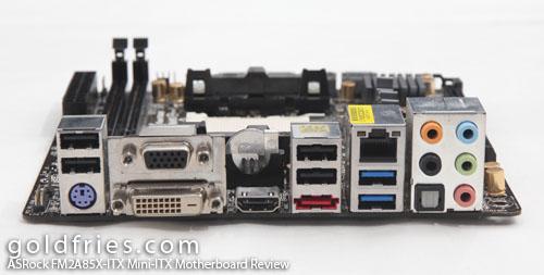 ASRock FM2A85X-ITX Mini-ITX Motherboard Review