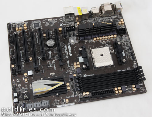 ASRock FM2A85X Extreme6 Motherboard Review