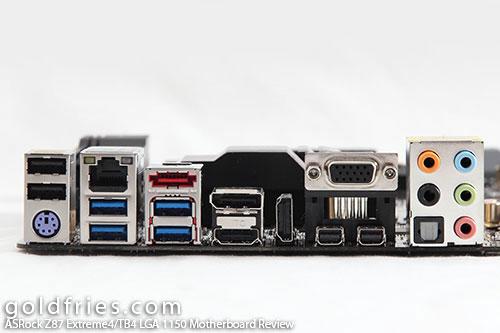 ASRock Z87 Extreme4/TB4 LGA 1150 Motherboard Review