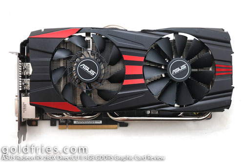 ASUS Radeon R9 280X DirectCU II 3GB GDDR5 Graphic Card Review
