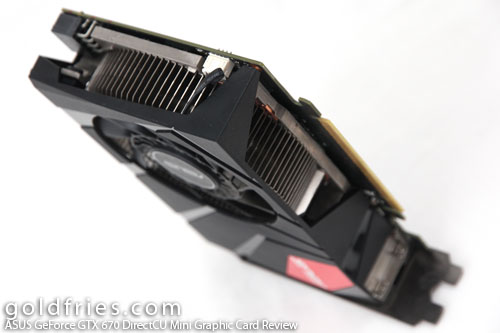 ASUS GeForce GTX 670 DirectCU Mini Graphic Card Review