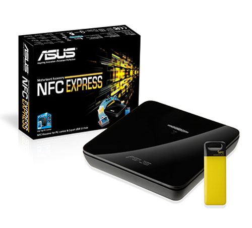 Asus NFC Express Review