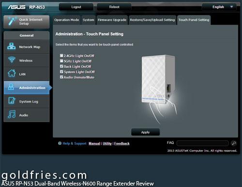 ASUS RP-N53 Dual-Band Wireless-N600 Range Extender Review