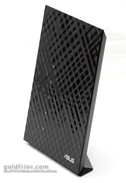 Asus RT-N14U Wireless-N300 Cloud Router 1
