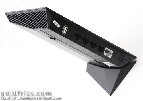 Asus RT-N14U Wireless-N300 Cloud Router 2