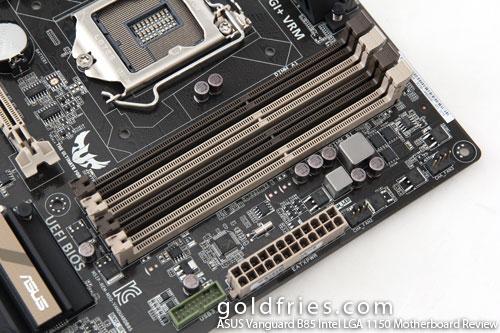 ASUS Vanguard B85 Intel LGA 1150 Motherboard Review