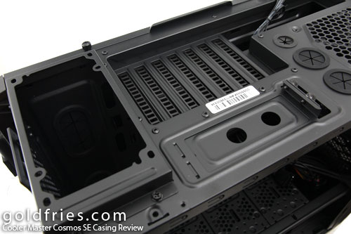 Cooler Master Cosmos SE Casing Review