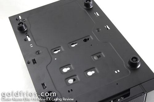 Cooler Master Elite 130 Mini-ITX Casing Review