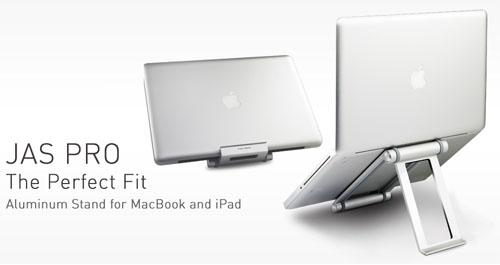 Cooler Master Jas Pro (notebook holder) for Macbook